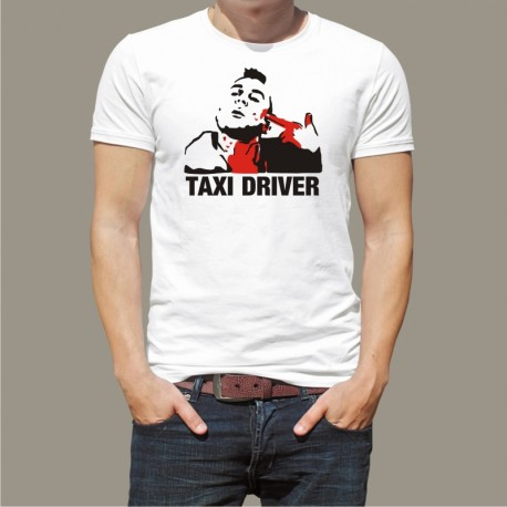 Koszulka - Taxi Driver