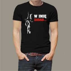 Koszulka - W imię zasad - Psy