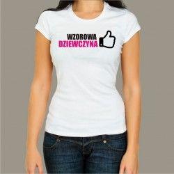 Koszulka - Wzorowa Dziewczyna