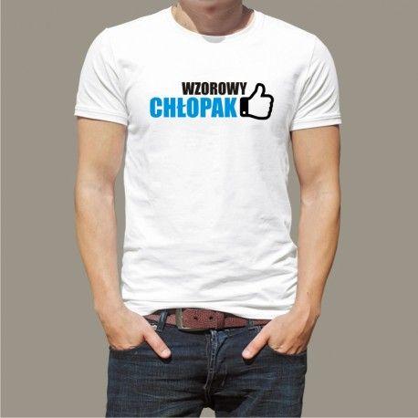 Koszulka - Wzorowy Chłopak