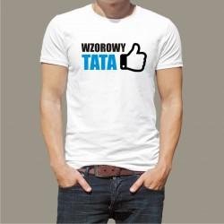 Koszulka - Wzorowy Tata
