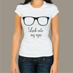 Koszulka - Look Into My Eyes