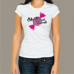 Koszulka - Słodka jak cukierek