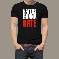 Koszulka męska - Haters gonna hate