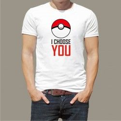 Koszulka męska - I choose You