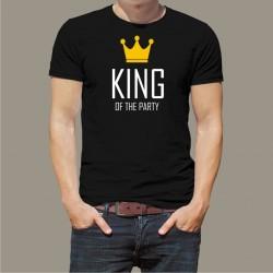 Koszulka - King of the party
