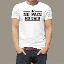 Koszulka - No pain no gain