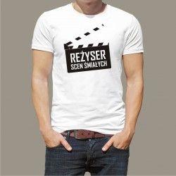 Koszulka - Reżyser scen śmiałych
