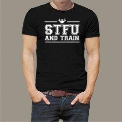 Koszulka - STFU and TRAIN