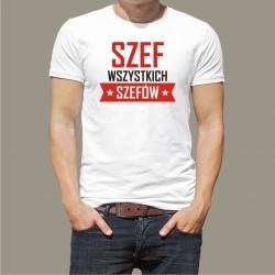 Koszulka - Szef wszystkich szefów