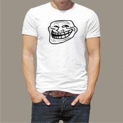 Koszulka - Trollface