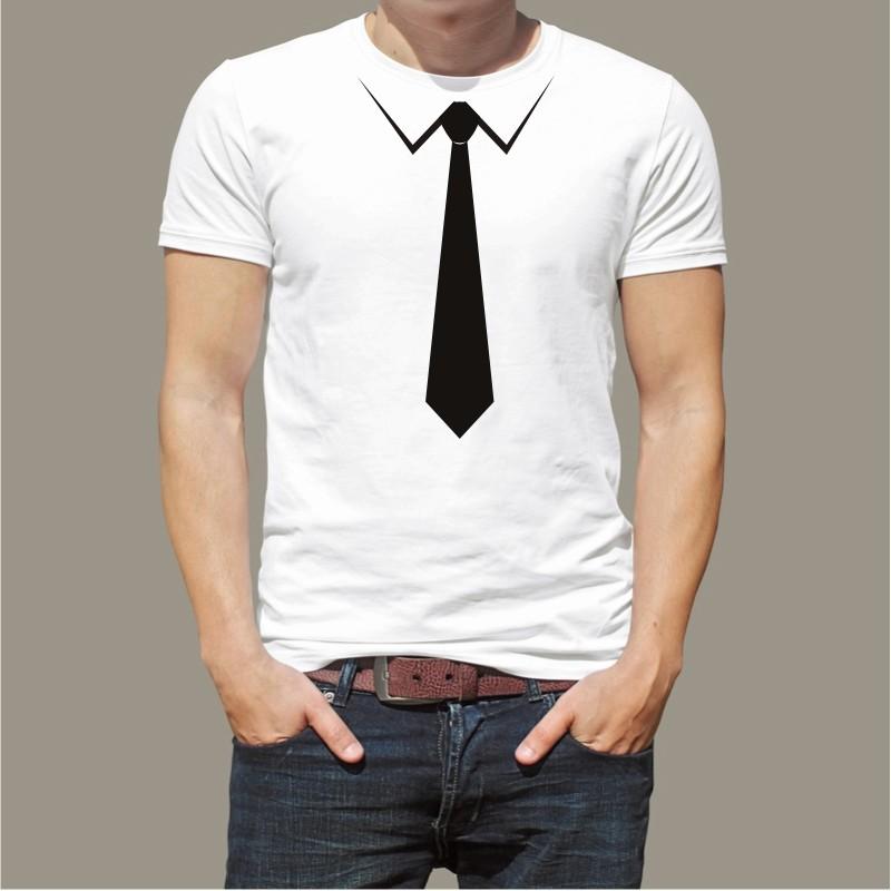 c2b3e8534590e5 Koszulka męska - Krawat - ImperiumKoszulek