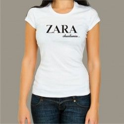 Koszulka - ZARA, chwilunia