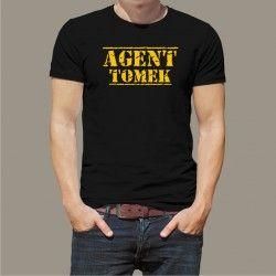 Koszulka - Agent Tomek
