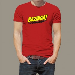 Koszulka męska - Bazinga!