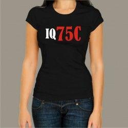 Koszulka - IQ 75 c