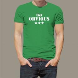 Koszulka - Cpt. Obvious