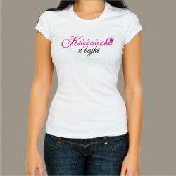Koszulka - Księżniczka z bajki