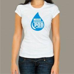 Koszulka - Miss mokrego podkoszulka