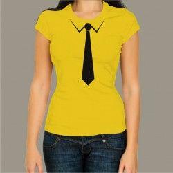 Koszulka - Krawat