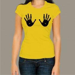 Koszulka - Ręce