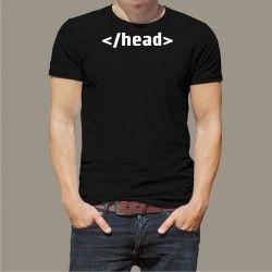 Koszulka - head