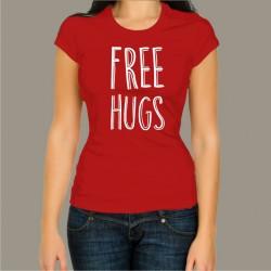 Koszulka - Free Hugs