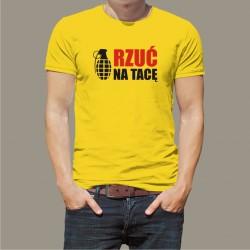 Koszulka - Rzuć na tacę