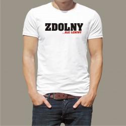 Koszulka - Zdolny ale leniwy