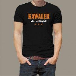 Koszulka - Kawaler do wzięcia