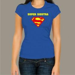 Koszulka - Super siostra