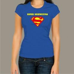 Koszulka - Super dziewczyna