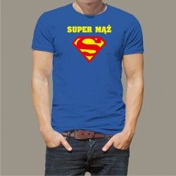 Koszulka - Super mąż