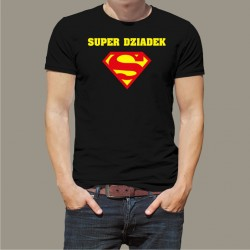 Koszulka - Super dziadek