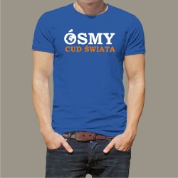 Koszulka męska - Ósmy cud świata