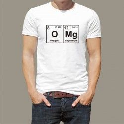 Koszulka Męska - OMG