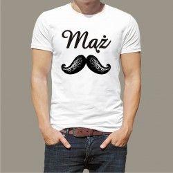 Koszulka Męska - Mąż