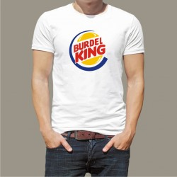Koszulka - Burdel King